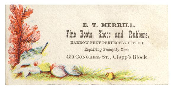 Этикет визитных карточек 19 века (3)