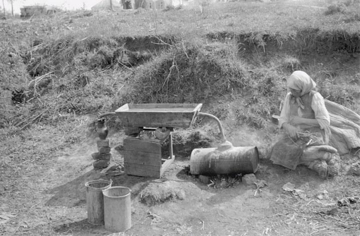 Белгородская область в объективе немецкого фотографа Франца Грассера, 1943 год (1)