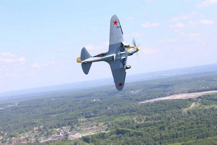 Восстановление фронтового самолета МиГ-3 (19)