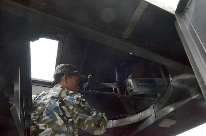 Китаец сделал танк ко дню рождения своего сына (2)