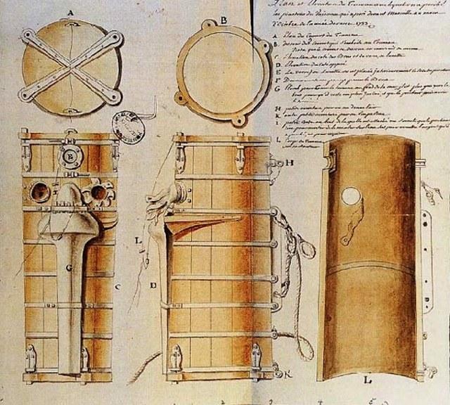История и эволюция водолазных костюмов (5)
