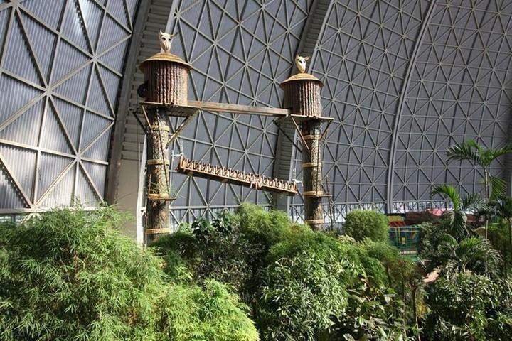 Искусственные «Тропические острова» в Германии (5)