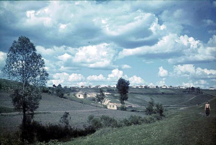 Белгородская область в объективе немецкого фотографа Франца Грассера, 1943 год (6)