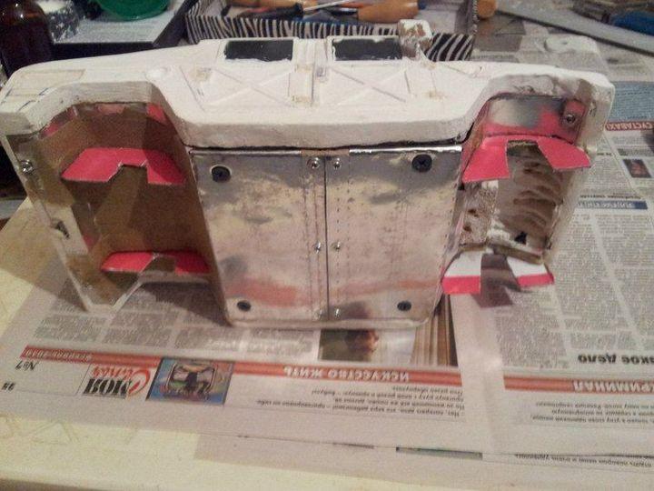 Модели Hummer своими руками (6)