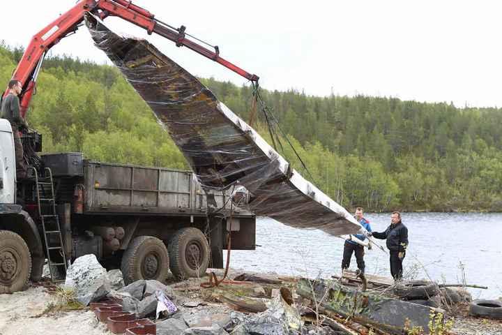 Восстановление фронтового самолета МиГ-3 (6)