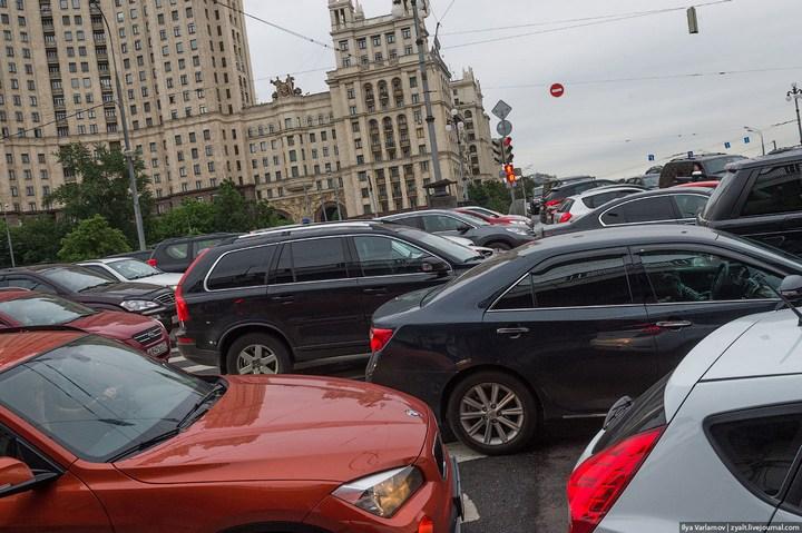 Московские пробки (7)