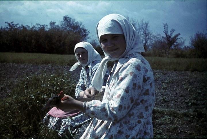 Белгородская область в объективе немецкого фотографа Франца Грассера, 1943 год (9)