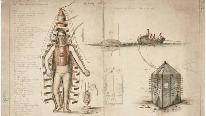 История и эволюция водолазных костюмов (9)