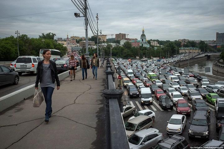 Московские пробки (9)