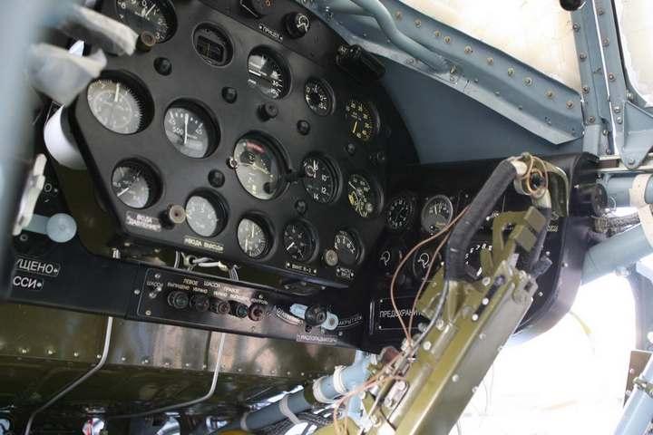 Восстановление фронтового самолета МиГ-3 (10)