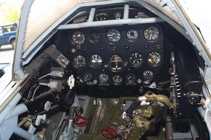 Восстановление фронтового самолета МиГ-3 (11)