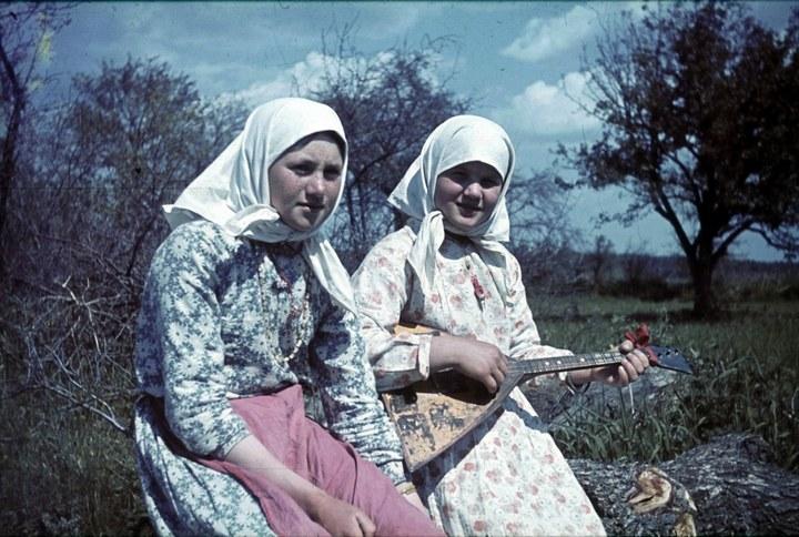 Белгородская область в объективе немецкого фотографа Франца Грассера, 1943 год (13)