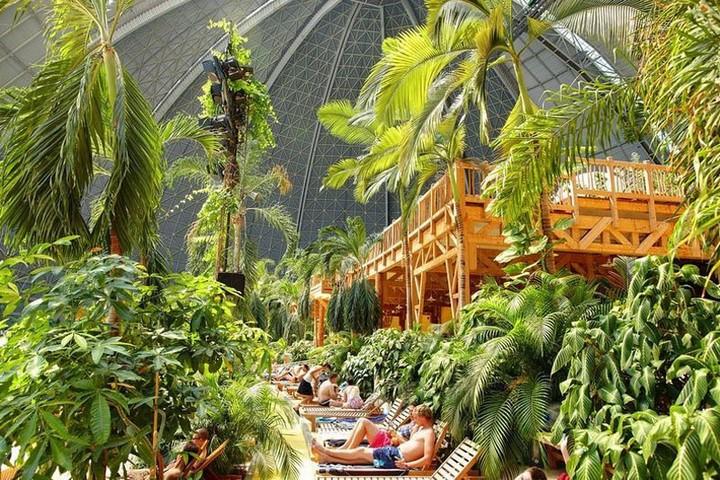 Искусственные «Тропические острова» в Германии (13)