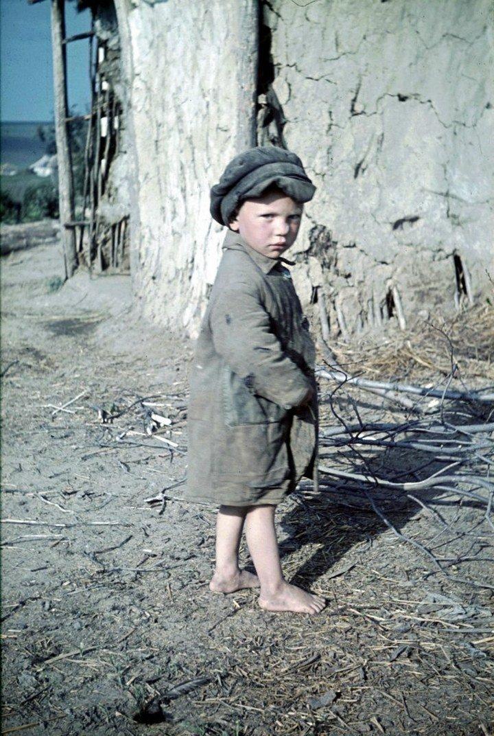 Белгородская область в объективе немецкого фотографа Франца Грассера, 1943 год (14)