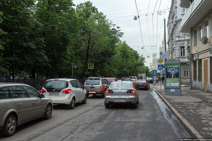 Московские пробки (14)