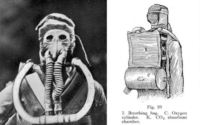 История и эволюция водолазных костюмов (15)