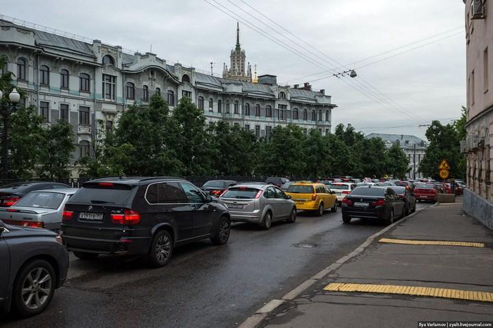 Московские пробки (15)