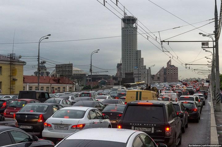Московские пробки (16)
