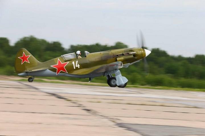 Восстановление фронтового самолета МиГ-3 (16)