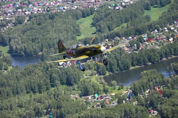Восстановление фронтового самолета МиГ-3 (17)