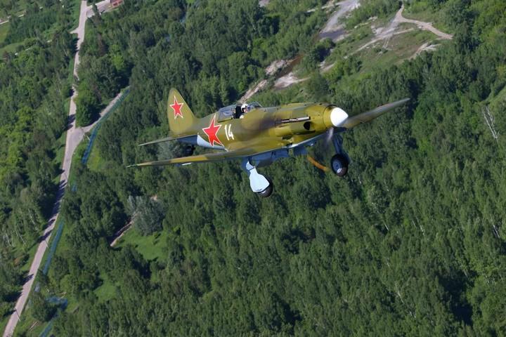 Восстановление фронтового самолета МиГ-3 (18)