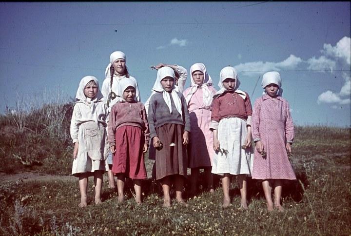 Белгородская область в объективе немецкого фотографа Франца Грассера, 1943 год (20)