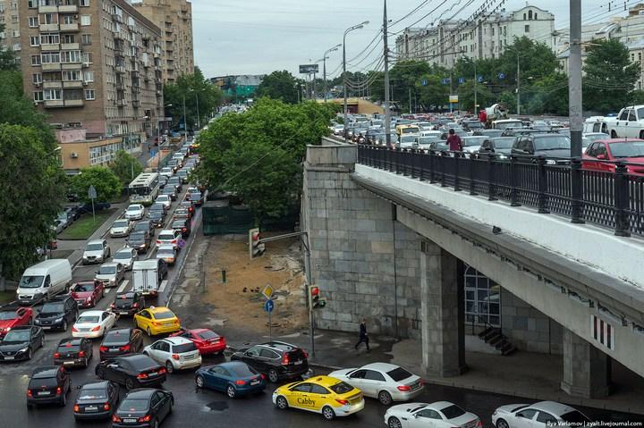 Московские пробки (20)