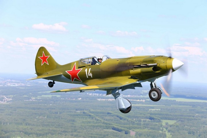 Восстановление фронтового самолета МиГ-3 (20)