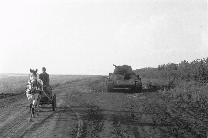 Белгородская область в объективе немецкого фотографа Франца Грассера, 1943 год (24)
