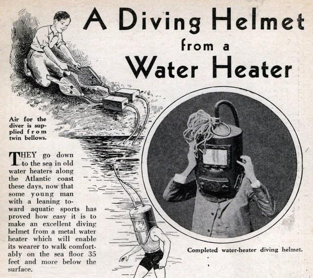 История и эволюция водолазных костюмов (24)