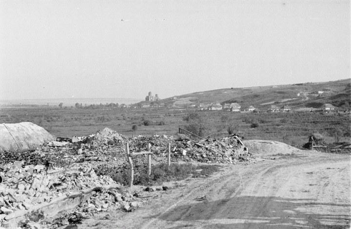 Белгородская область в объективе немецкого фотографа Франца Грассера, 1943 год (26)