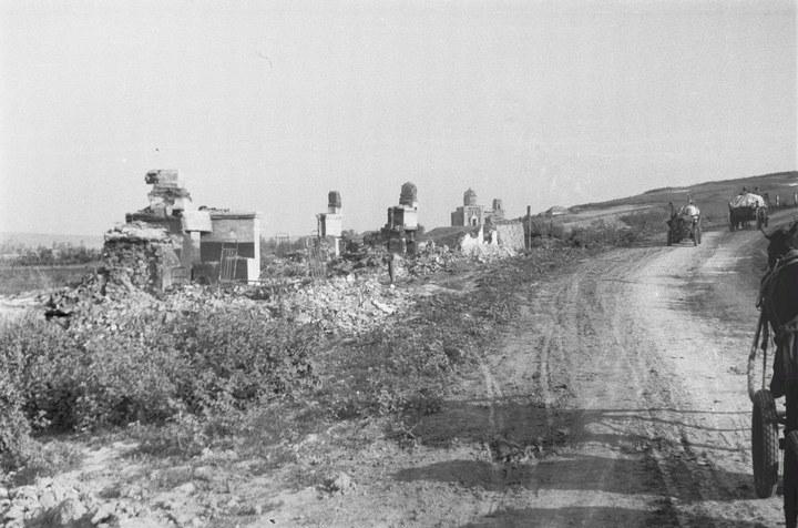 Белгородская область в объективе немецкого фотографа Франца Грассера, 1943 год (27)