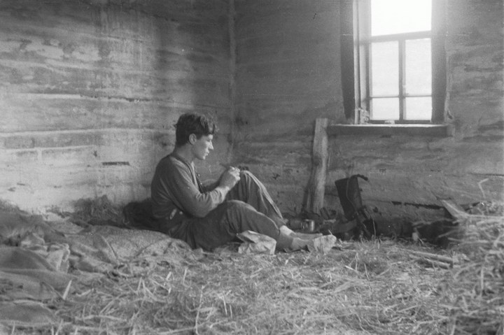 Белгородская область в объективе немецкого фотографа Франца Грассера, 1943 год (28)