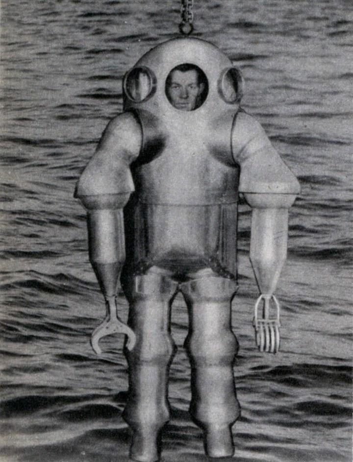 История и эволюция водолазных костюмов (29)