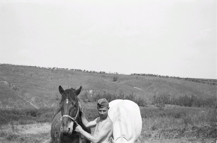 Белгородская область в объективе немецкого фотографа Франца Грассера, 1943 год (30)