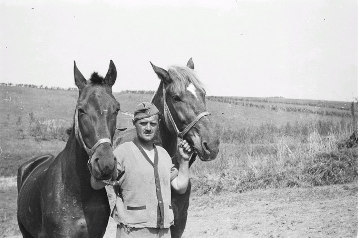 Белгородская область в объективе немецкого фотографа Франца Грассера, 1943 год (31)