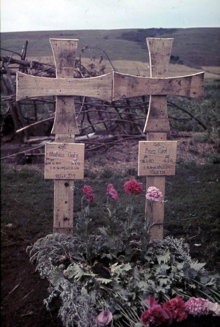 Белгородская область в объективе немецкого фотографа Франца Грассера, 1943 год (32)