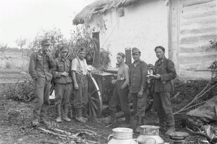 Белгородская область в объективе немецкого фотографа Франца Грассера, 1943 год (33)