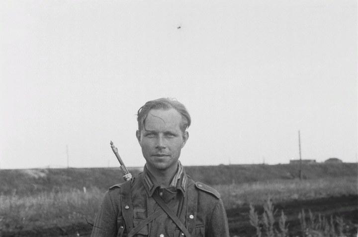 Белгородская область в объективе немецкого фотографа Франца Грассера, 1943 год (37)