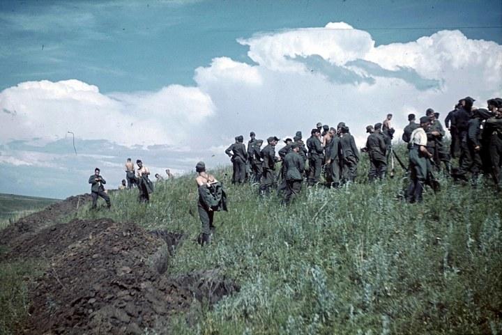 Белгородская область в объективе немецкого фотографа Франца Грассера, 1943 год (38)