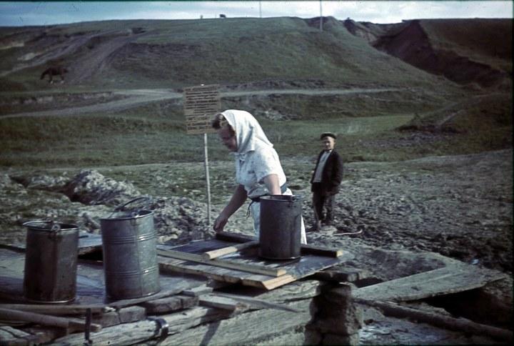 Белгородская область в объективе немецкого фотографа Франца Грассера, 1943 год (39)