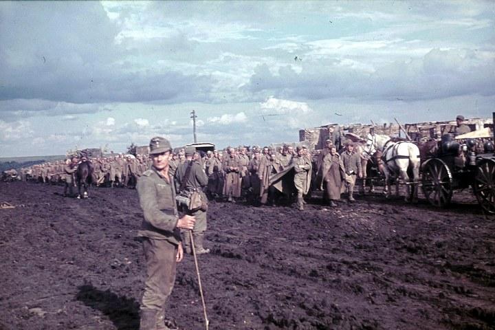 Белгородская область в объективе немецкого фотографа Франца Грассера, 1943 год (40)