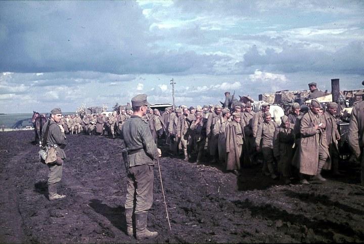 Белгородская область в объективе немецкого фотографа Франца Грассера, 1943 год (41)