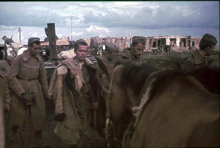 Белгородская область в объективе немецкого фотографа Франца Грассера, 1943 год (42)