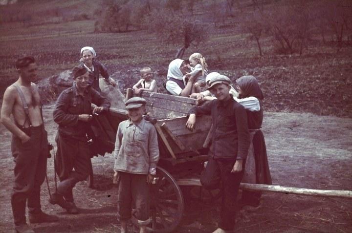 Белгородская область в объективе немецкого фотографа Франца Грассера, 1943 год (44)