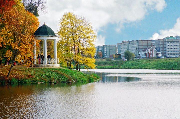 Путешествие по городам России: Обнинск (2)