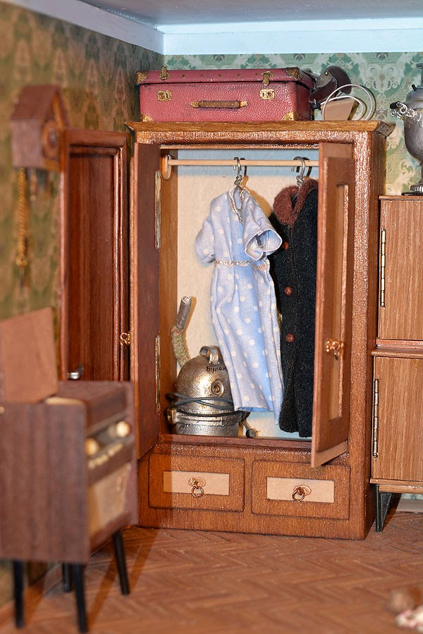 миниатюрная копия комнаты с мебелью (27)