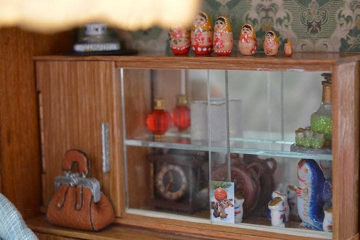 миниатюрная копия комнаты с мебелью (30)