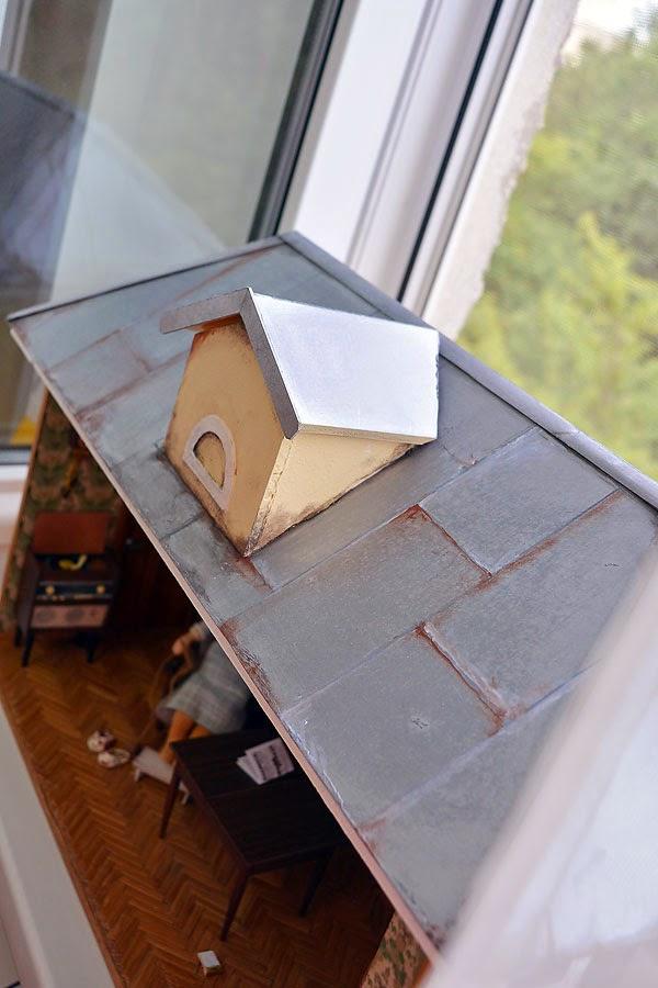 миниатюрная копия комнаты с мебелью (35)