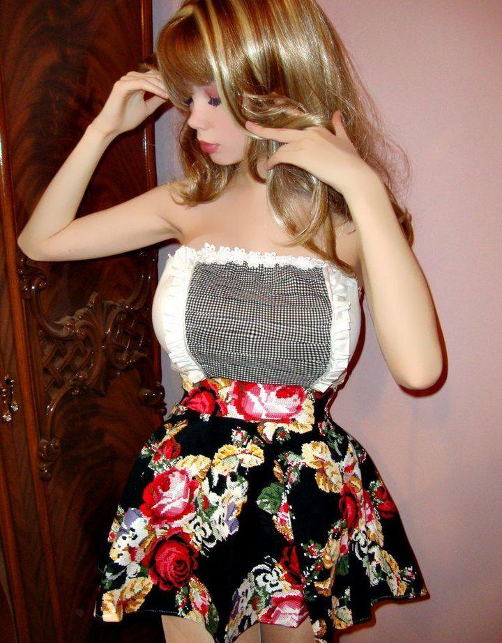 Девушка-кукла Lolita Richi (7)